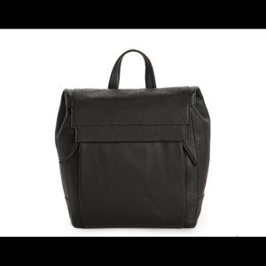 New Vince Camuto leather backpack